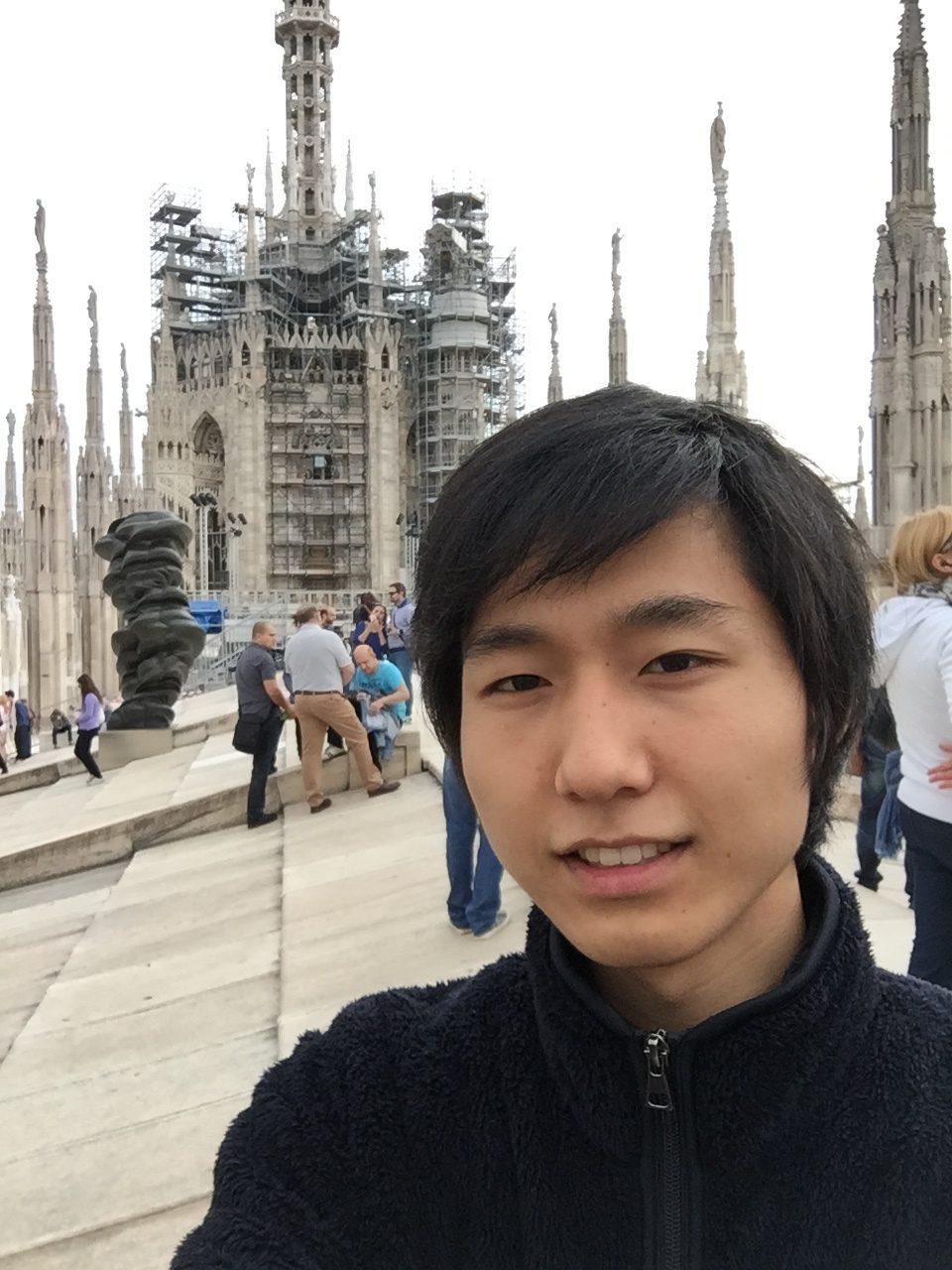 寺本顕英<br>ワクワク循環ラボ運営メンバー、慶應大学総合政策学部生